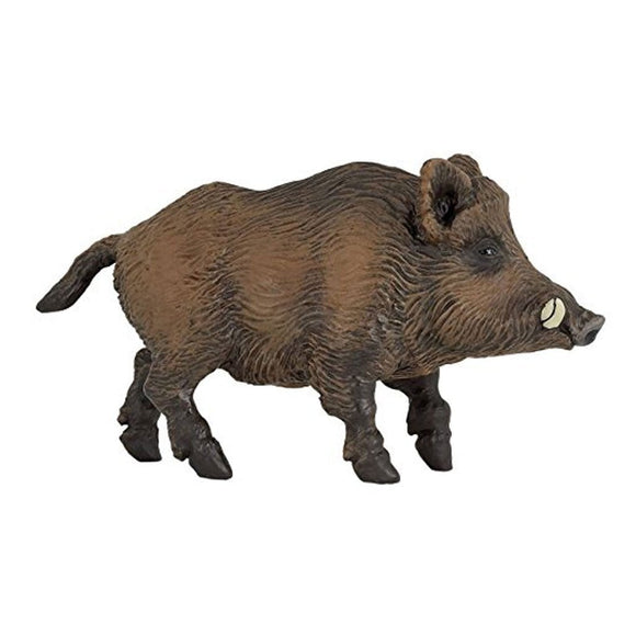 Papo Wild Boar-53011-Animal Kingdoms Toy Store