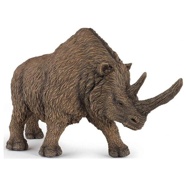 Papo Wooly Rhino-55031-Animal Kingdoms Toy Store