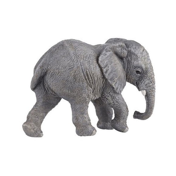 Papo Young African Elephant Calf-50169-Animal Kingdoms Toy Store