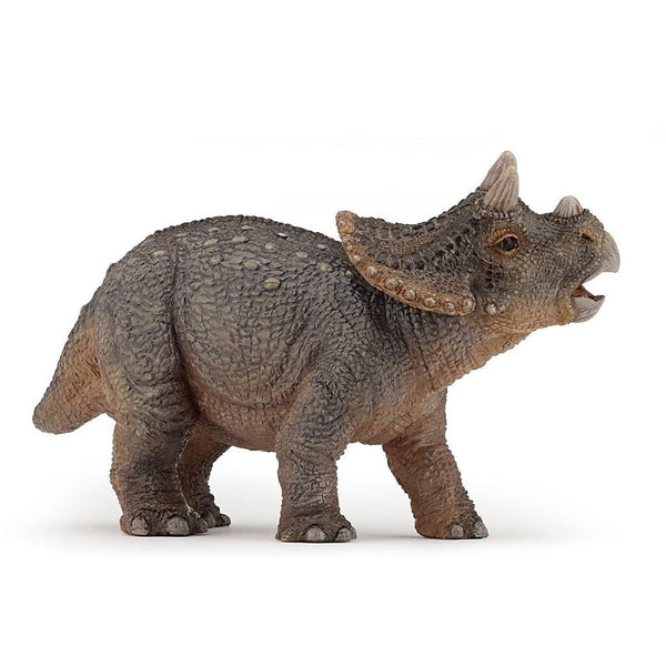 Papo Young Triceratops-55036-Animal Kingdoms Toy Store
