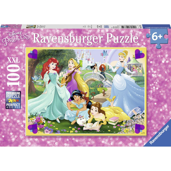 Ravensburger Disney Princess Collection 100pc-RB10775-9-Animal Kingdoms Toy Store