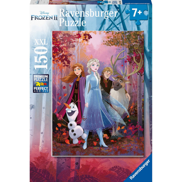 Ravensburger Frozen 2 A Fantastic Adventure 150pc-RB12849-5-Animal Kingdoms Toy Store