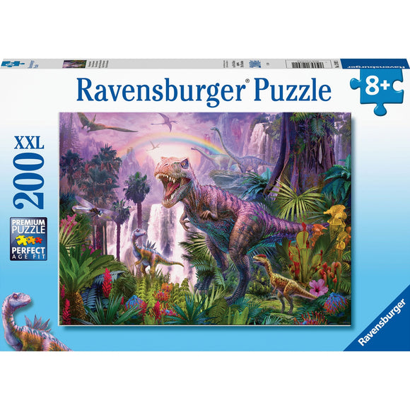 Ravensburger King of the Dinosaurs 200pc - AnimalKingdoms.co.nz