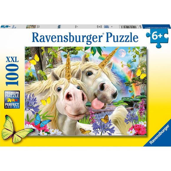 Ravensburger Don't Worry, Be Happy 100pc - AnimalKingdoms.co.nz