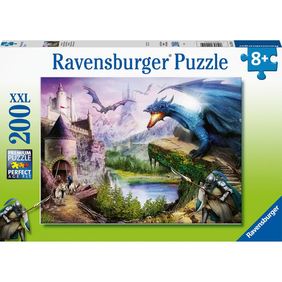 Ravensburger Mountains of Mayhem 200pc-RB12911-9-Animal Kingdoms Toy Store
