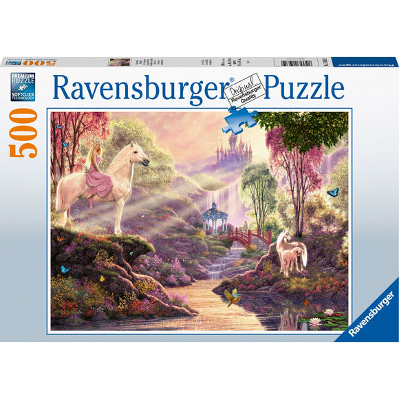 Ravensburger The Magic River 500pc - AnimalKingdoms.co.nz