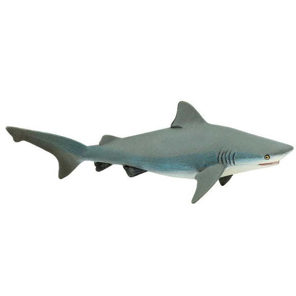 Safari Ltd Bull Shark - Sealife - AnimalKingdoms.co.nz