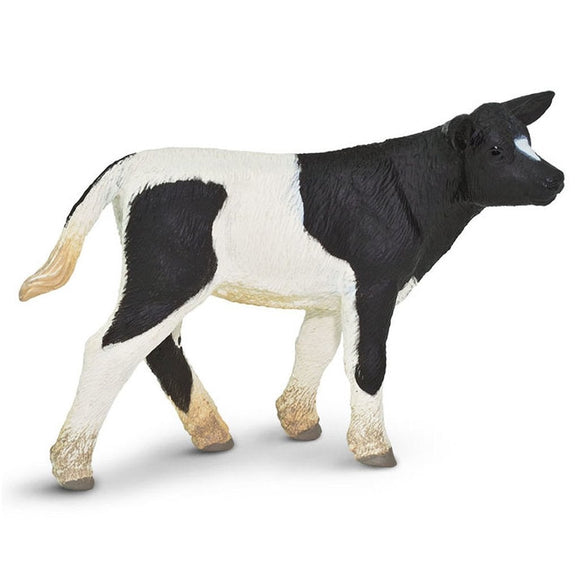 Safari Ltd Holstein Calf - Farm Life - AnimalKingdoms.co.nz