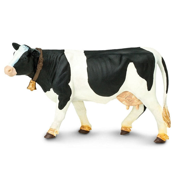 Safari Ltd Holstein Cow - Farm Life - AnimalKingdoms.co.nz