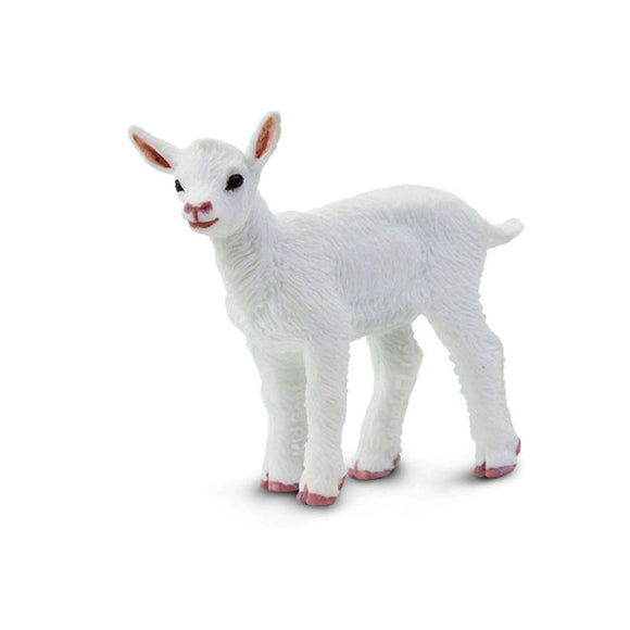 Safari Ltd Kid Goat-SAF161229-Animal Kingdoms Toy Store