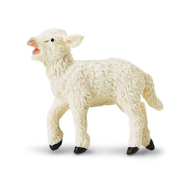 Safari Ltd Lamb-SAF233729-Animal Kingdoms Toy Store