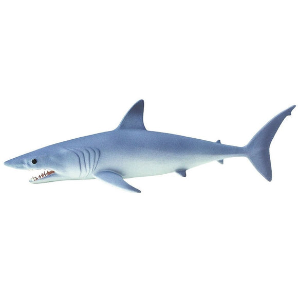 Safari Ltd Mako Shark - Sealife - AnimalKingdoms.co.nz