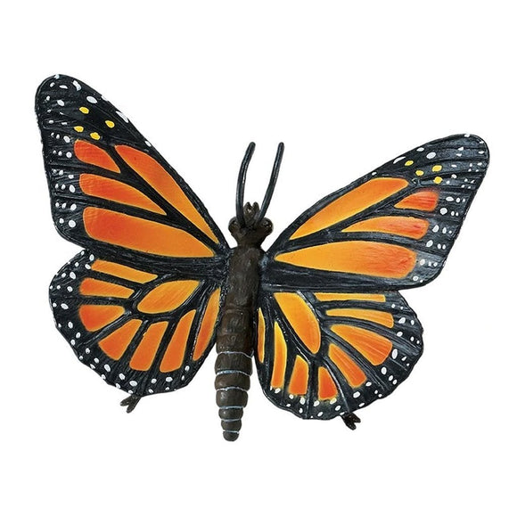 Safari Ltd Monarch Butterfly - AnimalKingdoms.co.nz