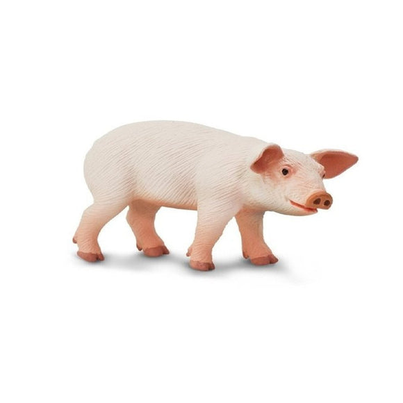 Safari Ltd Piglet - Farm Life - AnimalKingdoms.co.nz