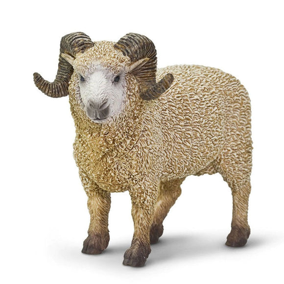 Safari Ltd Ram - Farm Life - AnimalKingdoms.co.nz