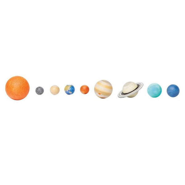 Safari Ltd Solar System Planets-SAF663616-Animal Kingdoms Toy Store