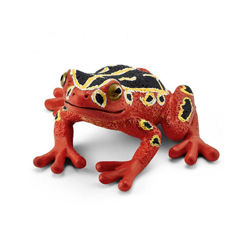 Schleich African Reed Frog-14760-Animal Kingdoms Toy Store
