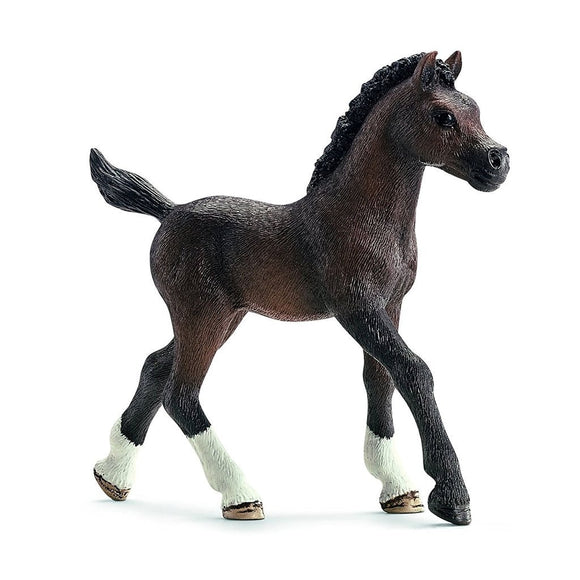 Schleich Arabian Foal-13762-Animal Kingdoms Toy Store