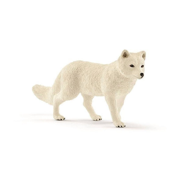 Schleich Arctic Fox-14805-Animal Kingdoms Toy Store