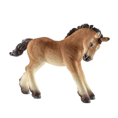 Schleich Ardennes Foal-13779-Animal Kingdoms Toy Store