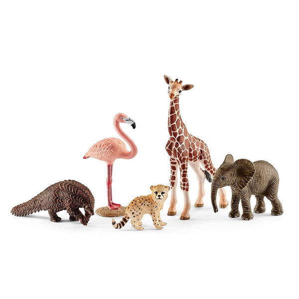 Schleich Assorted Wildlife Animals - AnimalKingdoms.co.nz