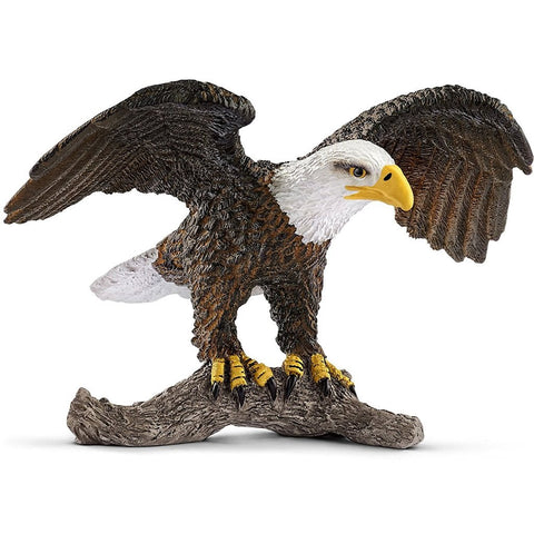 Schleich Bald Eagle - AnimalKingdoms.co.nz