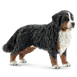 Schleich Bernese Mountain Dog Female - Cats and Dogs - AnimalKingdoms.co.nz