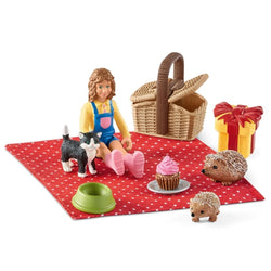 Schleich Birthday Picnic - Farm Life - AnimalKingdoms.co.nz