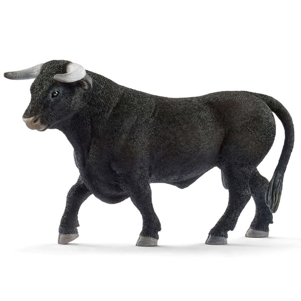 Schleich Black Bull - AnimalKingdoms.co.nz