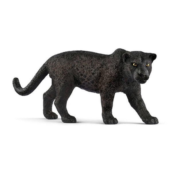 Schleich Black Panther-14774-Animal Kingdoms Toy Store