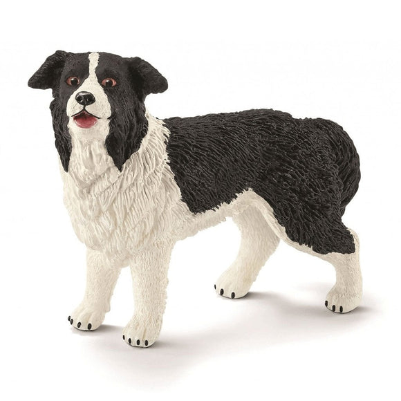 Schleich Border Collie-16840-Animal Kingdoms Toy Store