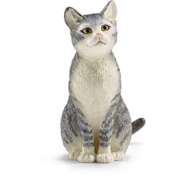 Schleich Cat Sitting - Cats and Dogs - AnimalKingdoms.co.nz