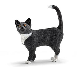 Schleich Cat Standing - Cats and Dogs - AnimalKingdoms.co.nz