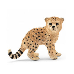 Schleich Cheetah Cub - Wild Life - AnimalKingdoms.co.nz