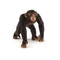 Schleich Chimpanzee Male - Wild Life - AnimalKingdoms.co.nz
