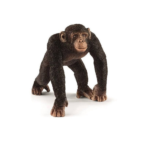 Schleich Chimpanzee Male - AnimalKingdoms.co.nz
