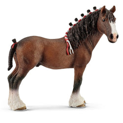 Schleich Clydesdale Gelding - Horses - AnimalKingdoms.co.nz