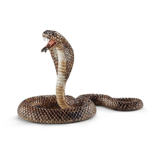 Schleich Cobra Snake - AnimalKingdoms.co.nz