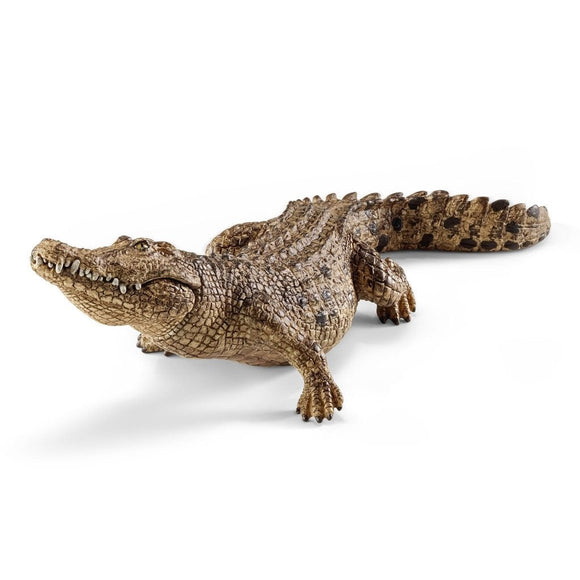 Schleich Crocodile - AnimalKingdoms.co.nz