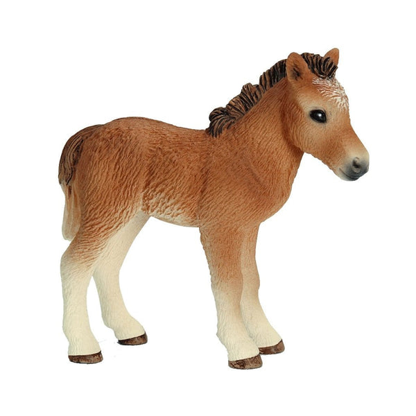 Schleich Dartmoor Pony Foal-13691-Animal Kingdoms Toy Store