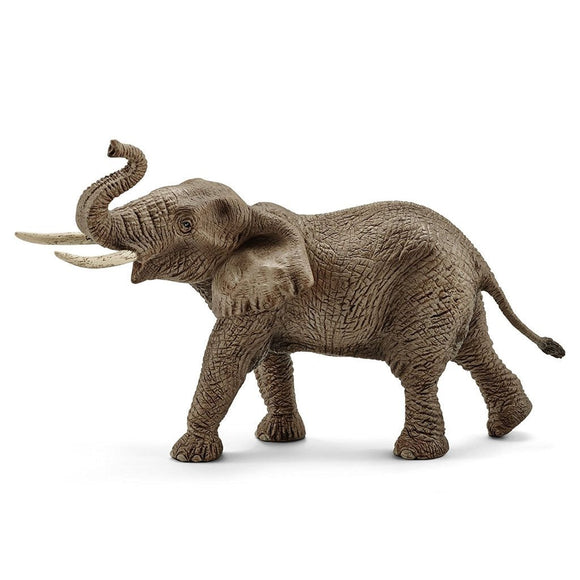 Schleich Elephant African Male - Wild Life - AnimalKingdoms.co.nz