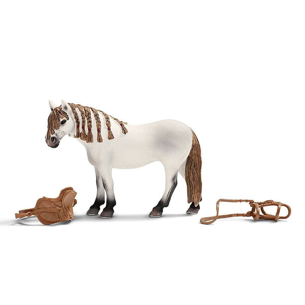 Schleich Equestrian Riding Set-21024-Animal Kingdoms Toy Store