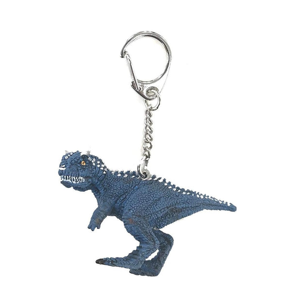 Schleich Exclusive Mini Carnotaurus Key Chain-14595-Animal Kingdoms Toy Store