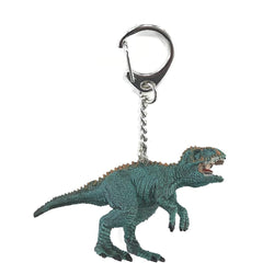 Schleich Exclusive Mini Giganotosaurus Key Chain - Prehistoric - AnimalKingdoms.co.nz