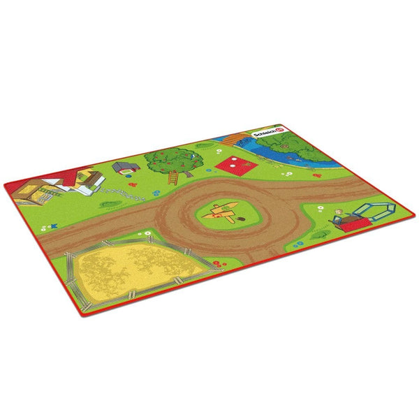 Schleich Farm World Playmat-42442-Animal Kingdoms Toy Store