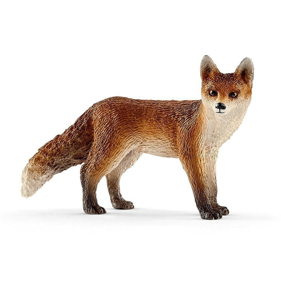 Schleich Fox - Wild Life - AnimalKingdoms.co.nz