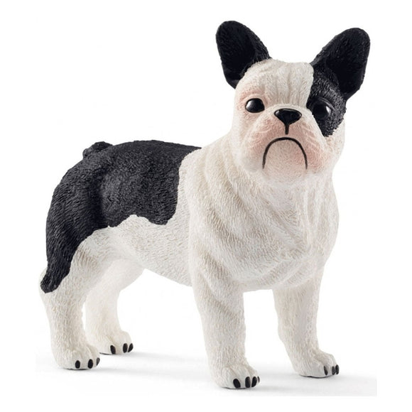 Schleich French Bulldog-13877-Animal Kingdoms Toy Store