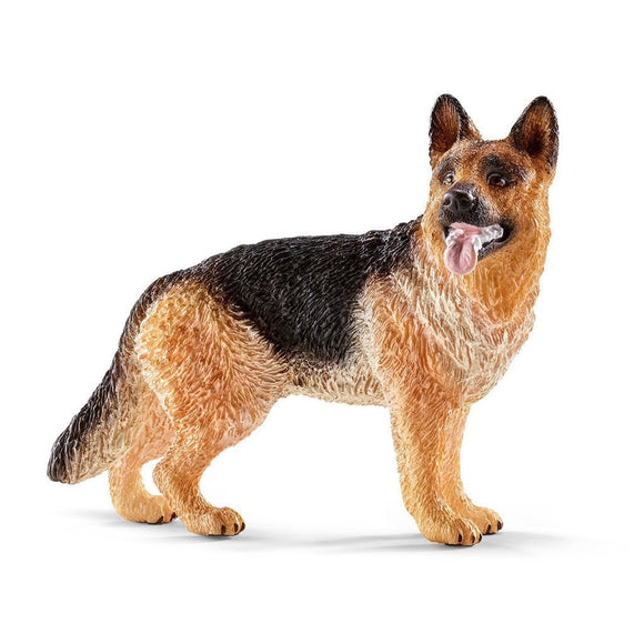 Schleich German Shepherd-16831-Animal Kingdoms Toy Store