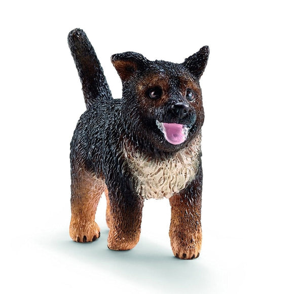 Schleich German Shepherd Puppy-16832-Animal Kingdoms Toy Store