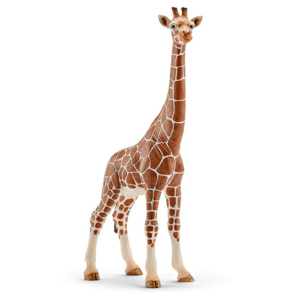 Schleich Giraffe Female-14750-Animal Kingdoms Toy Store